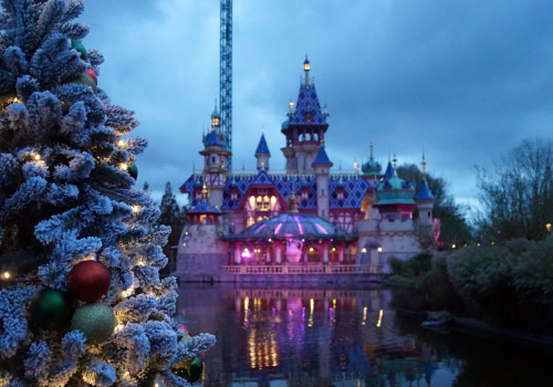 Winter Magic in Plopsaland De Panne