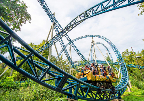 More than 50 attractions at Plopsaland De Panne!